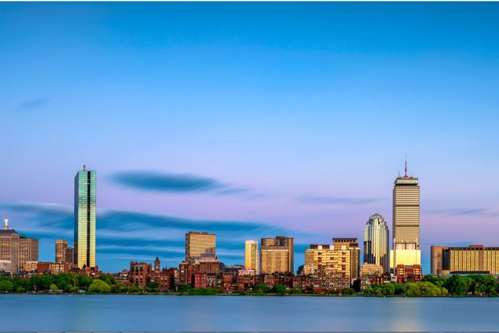 #boston #skyline