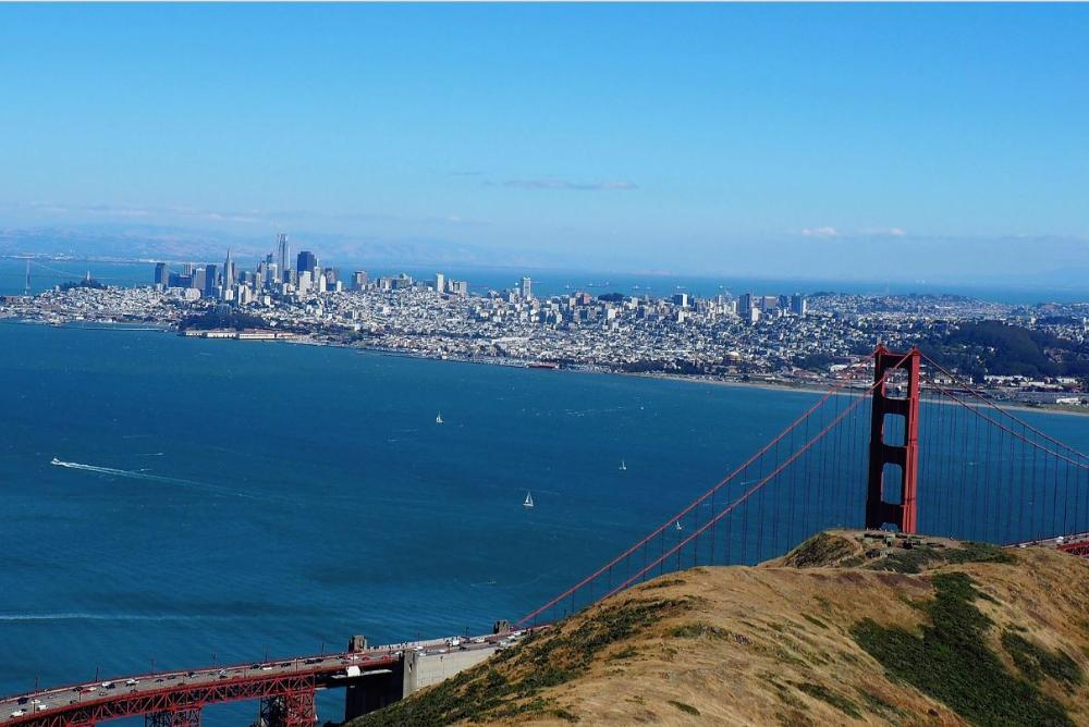 #sanfrancisco #skyline