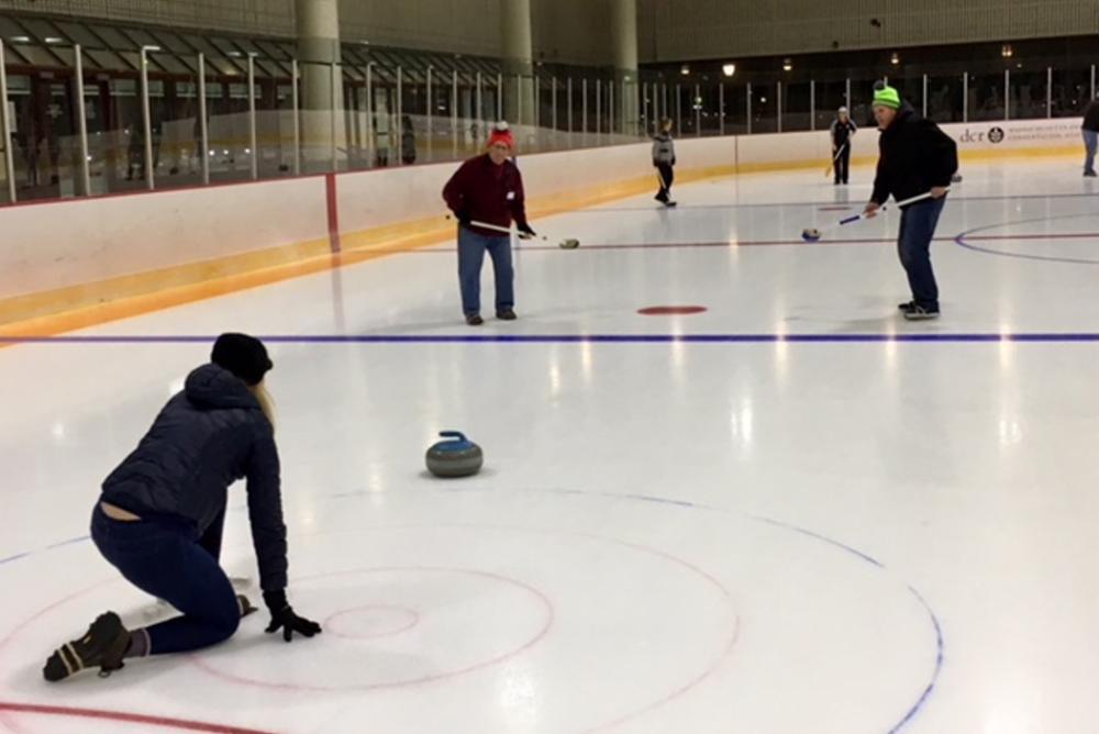 #curling