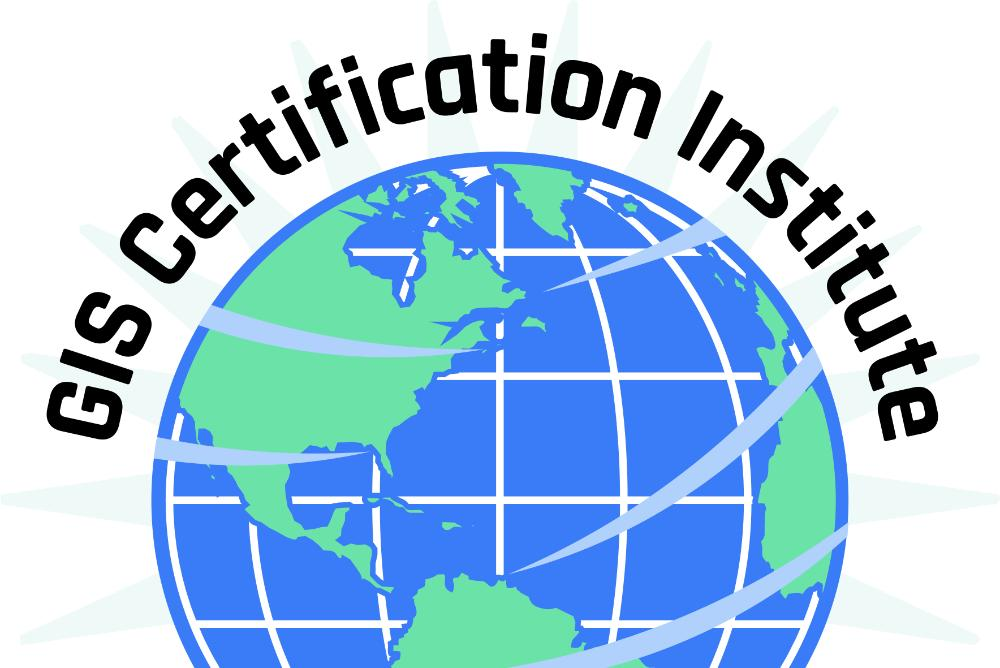 GIS Certification Institute Logo
