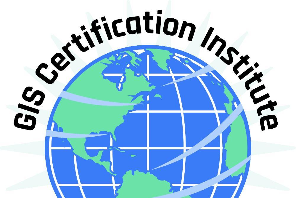 GIS Certification Institute Logo