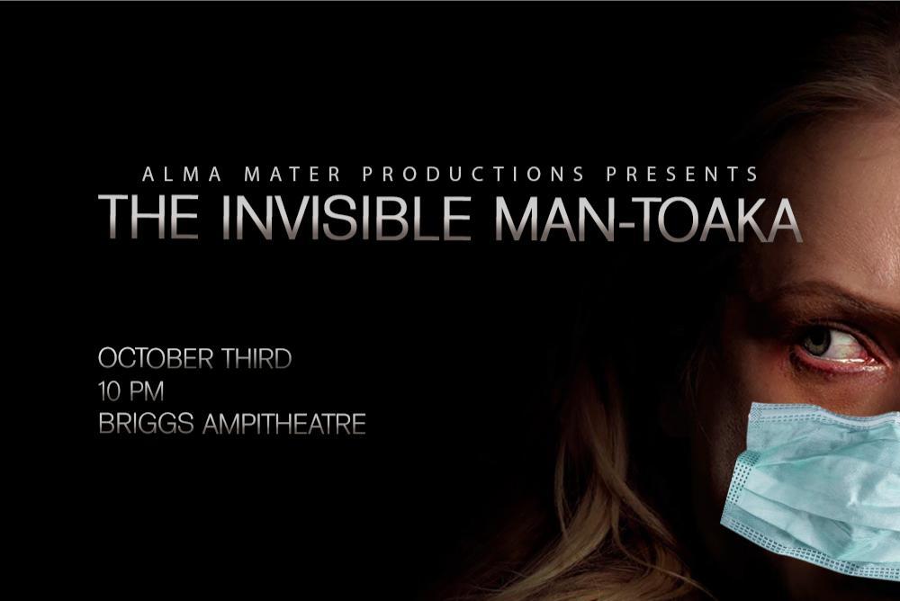 The Invisible Man Promo