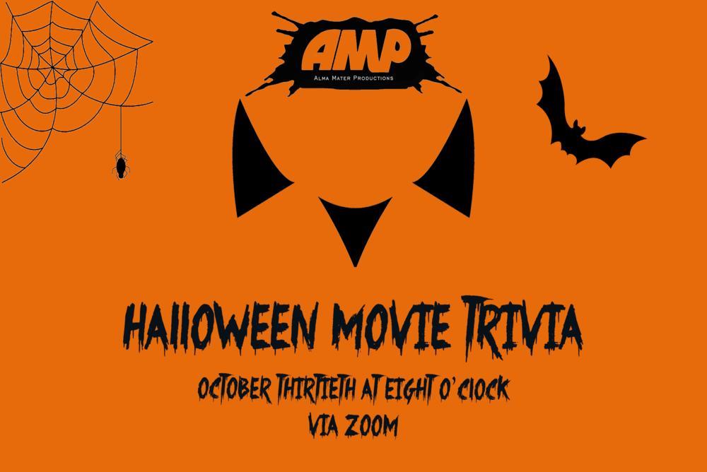 Halloween Movie Trivia Promo