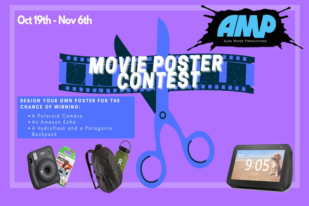 Movie Poster Contest Promo