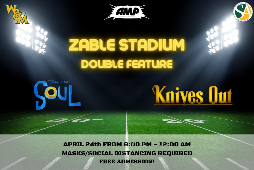 Zable Stadium Double Feature Promo