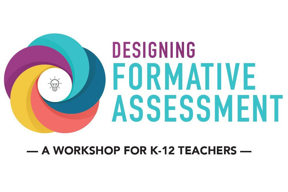 Designing Formative Assessment