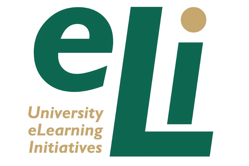 University eLearning Initiatives Logo