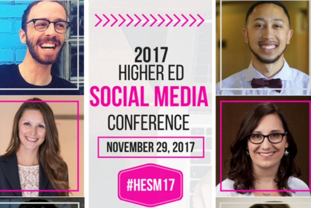 Higher Ed Social Media Conference 2017