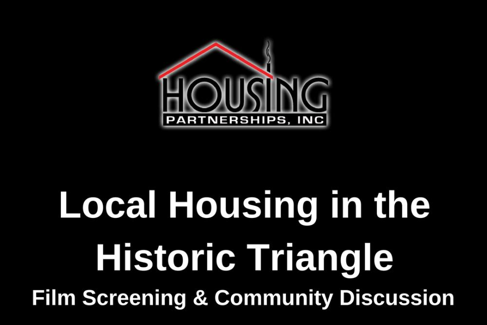 Housing partnerships will host this event