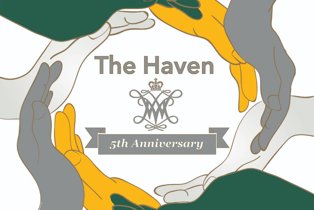 Haven 5th Anniversary Logo
