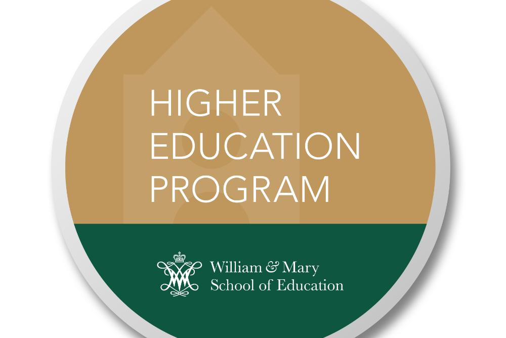 W&M SOE Higher Education Program