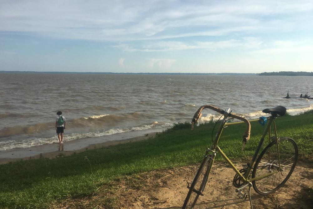Bike to the Beach