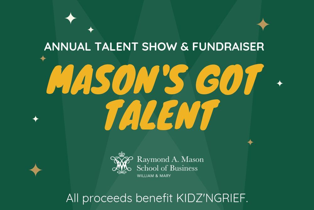 Mason's Got Talent