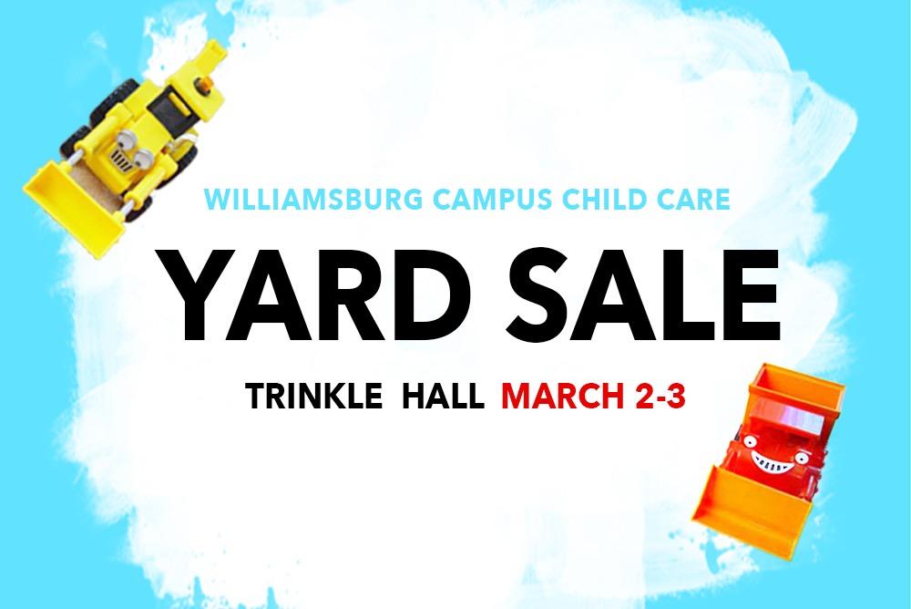 WCCC Yard Sale