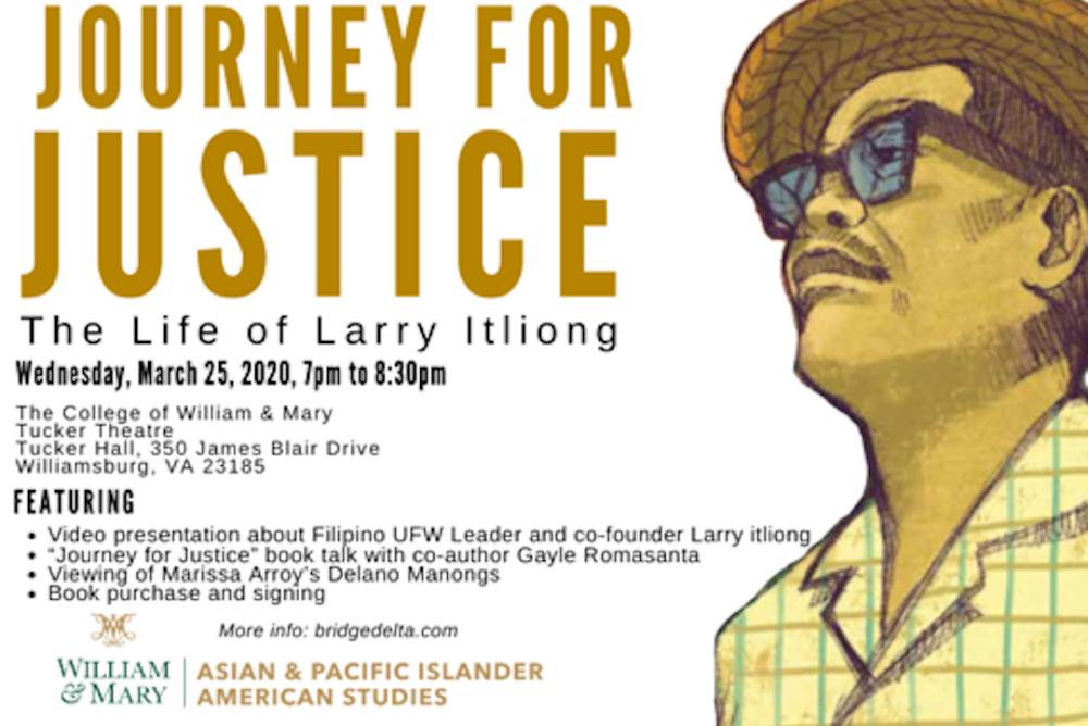 Dr. Dawn Mabalon and Gayle Romasanta's book tells the life story of Larry Itliong, the Filipino farmworker and labor organizer who initiated the strikes that paved the way for the grapes boycott.
