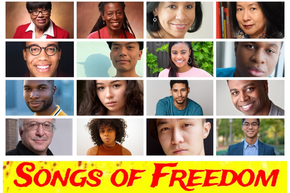 Professors Hermine Pinson, Leah Glenn, and Jacqui McLendon are featured in SONGS OF FREEDOM, a civil rights concert dedicated to Rep.John Lewis (1940-2020)