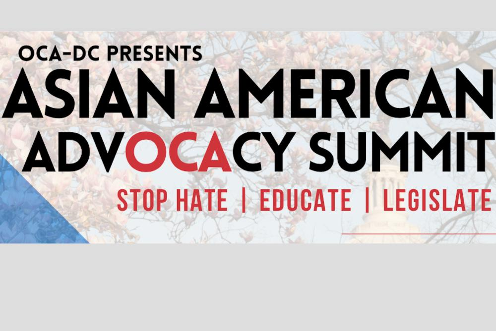 OCA-DC Presents Asian American AdvOCAcy Summit: Stop Hate, Educate, Legislate!