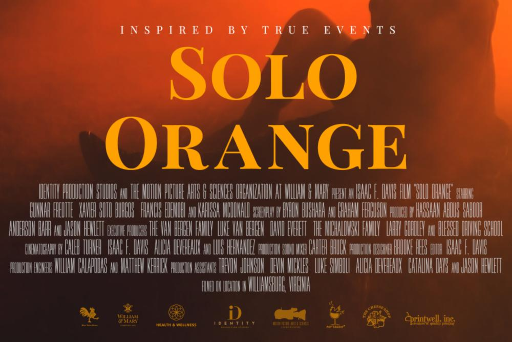 Solo Orange Title