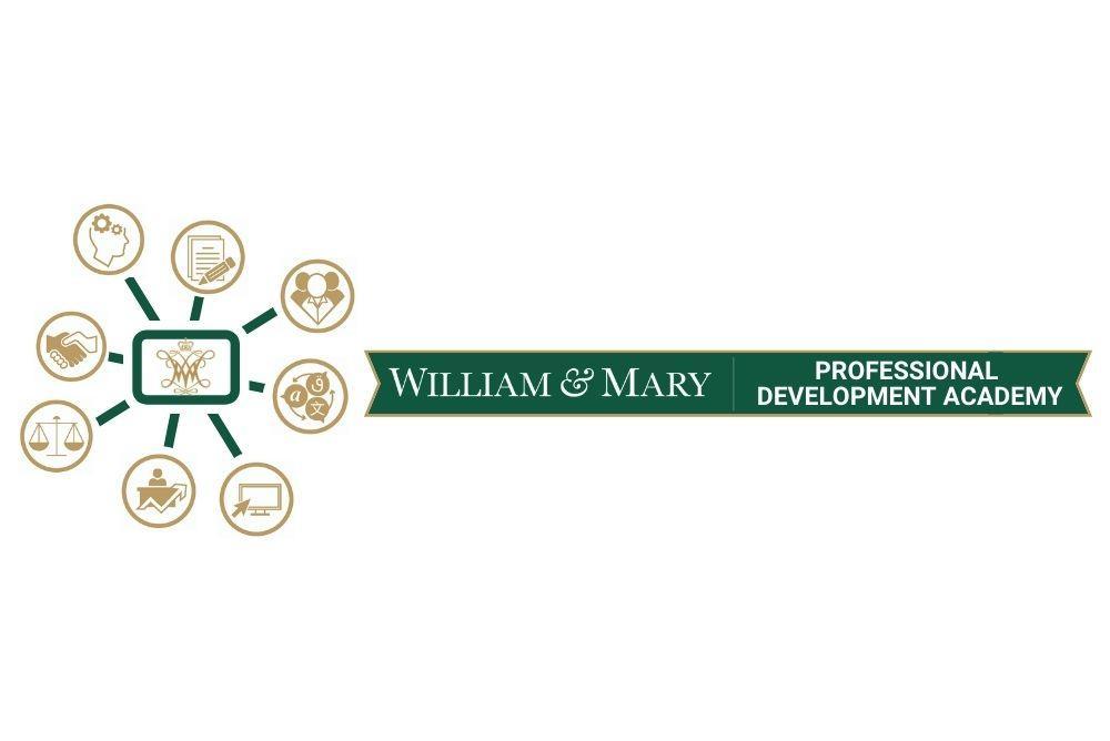 W&M Professional Development Academy logo