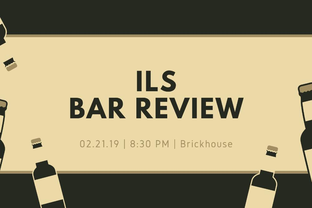 ils bar review 2019