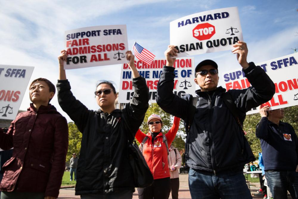 students for fair admissions v. harvard