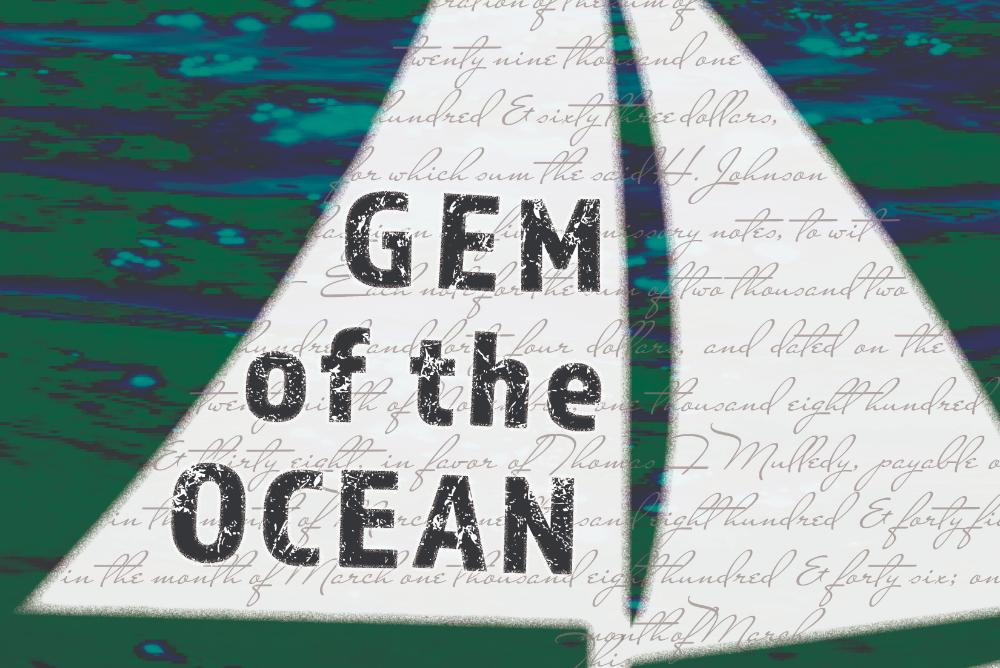 gem of the ocean poster