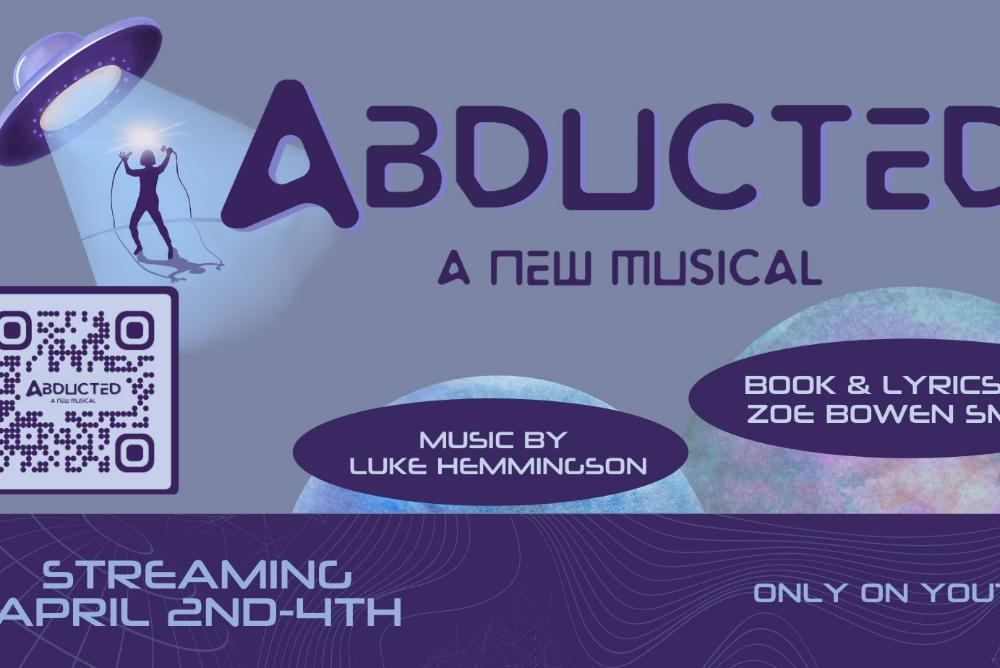 abducted poster