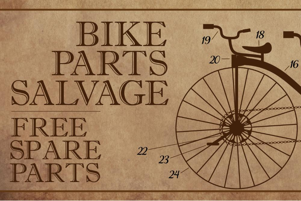 Bike Parts Salvage promotional photo