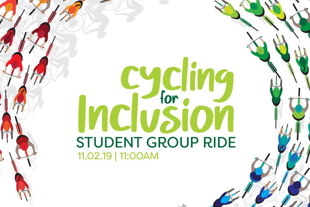 Cycling for Inclusion promotional image