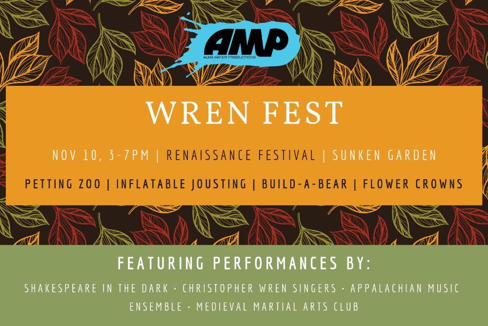 AMP / Wren Fest