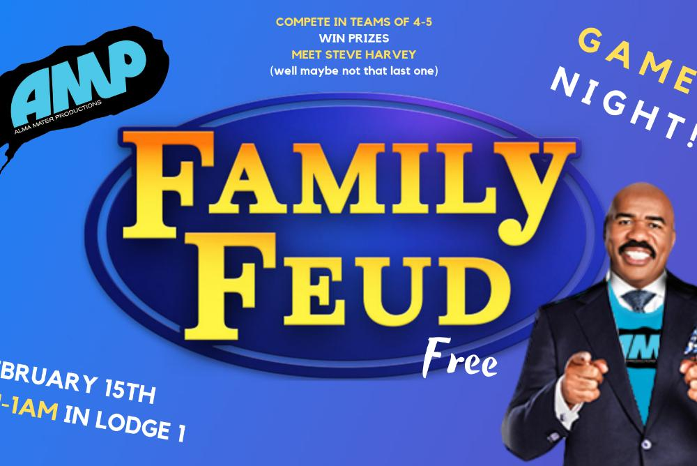 AMP / Family Feud