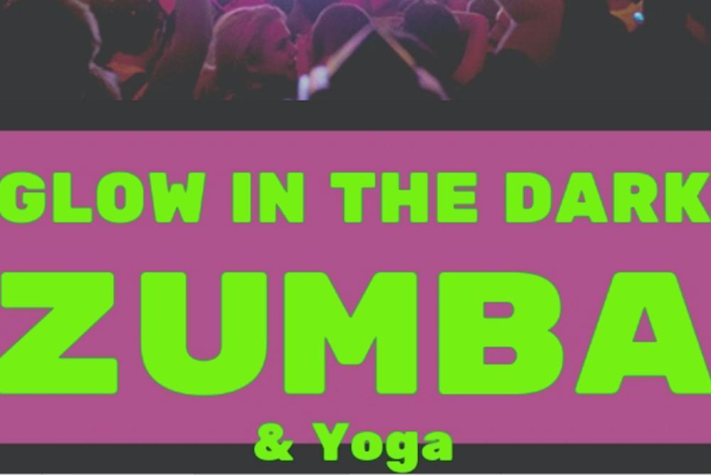 AMP / Glow in the Dark Zumba and Yoga