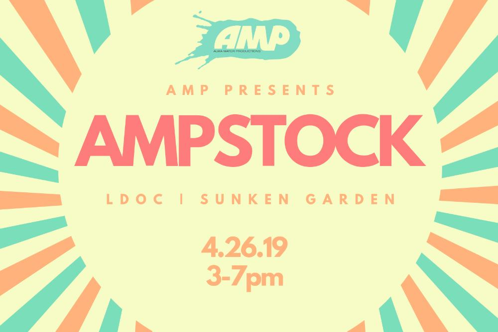 AMP / Last Day of Classes: AMPStock