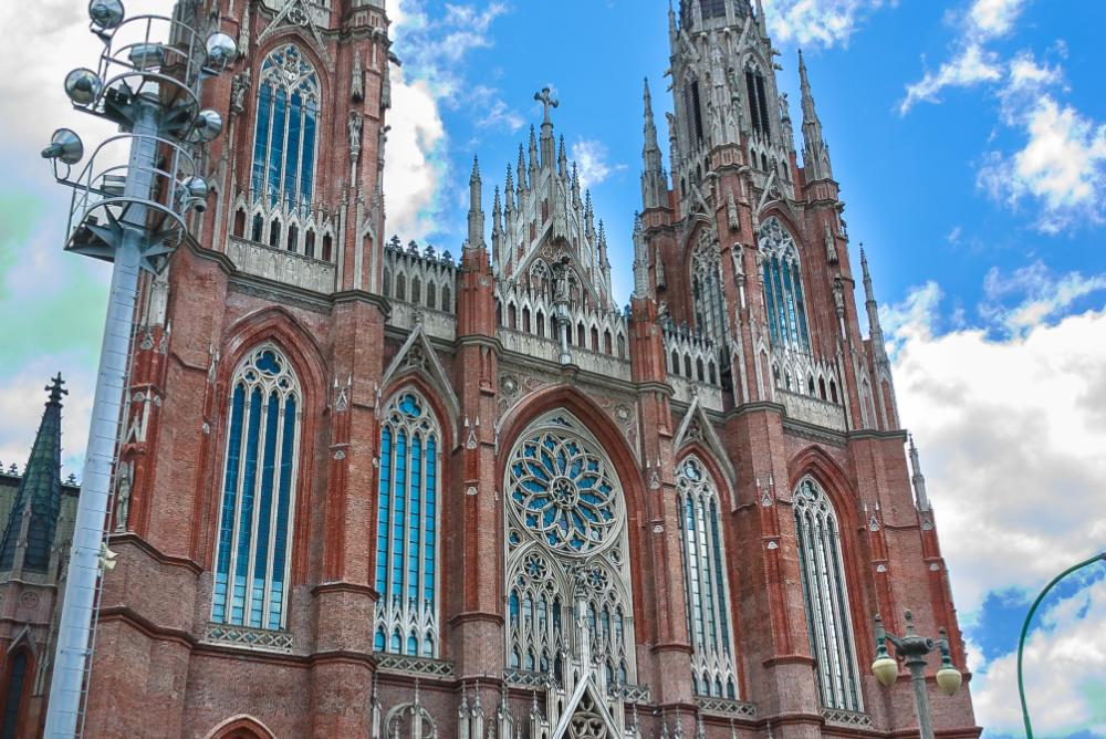 Catedral, La Plata