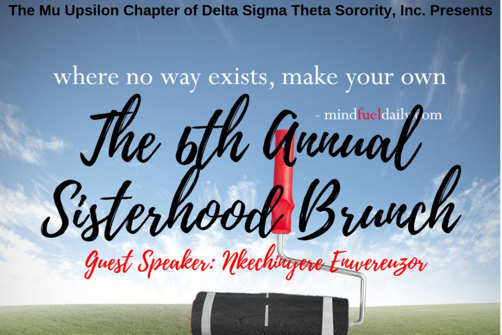 Sisterhood Brunch
