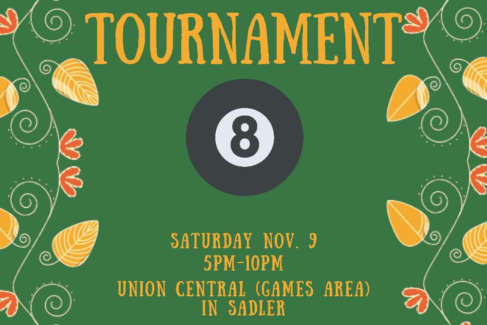 8-ball tournament