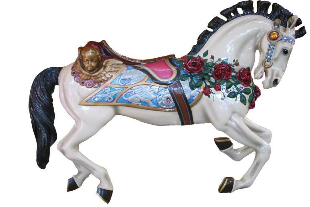 caroussel horse