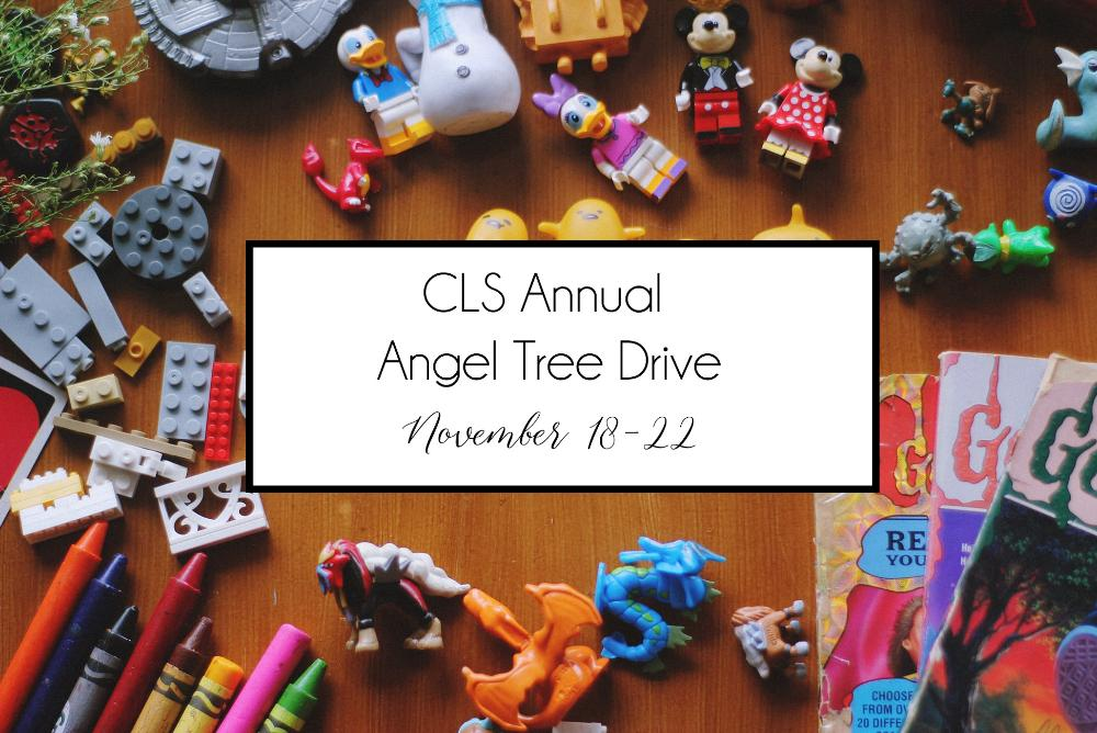 Angel Tree Drive
