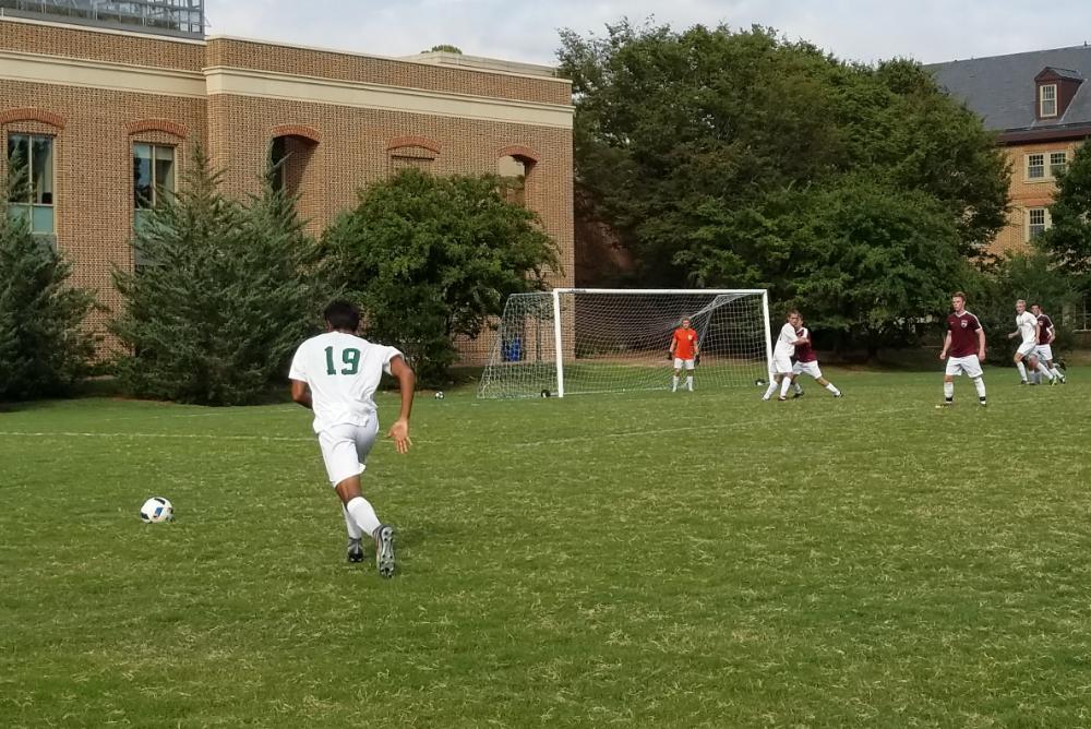 students, soccer, men's