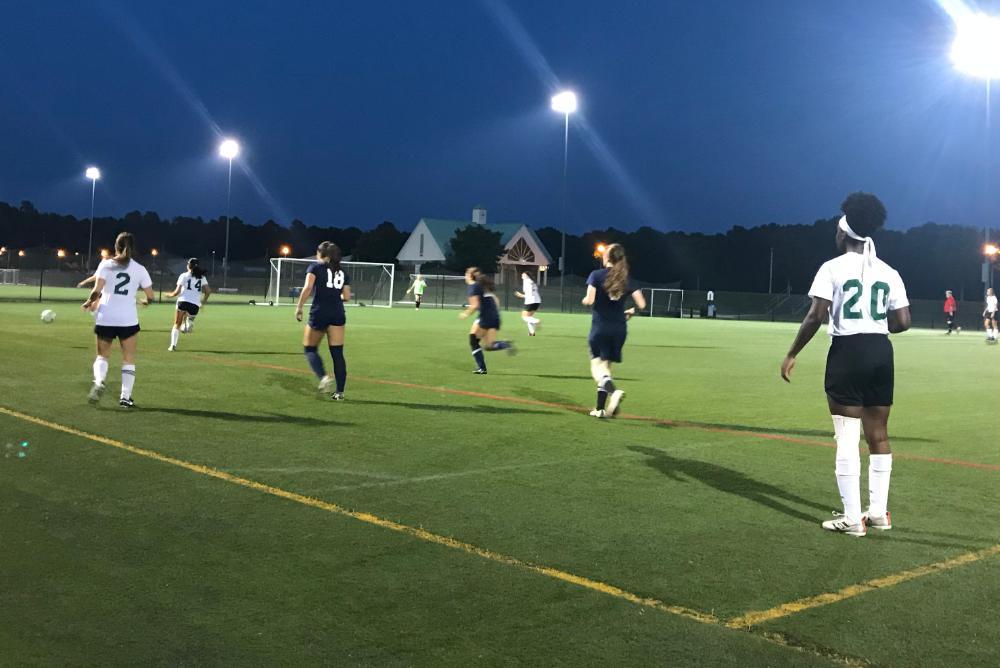 students, soccer, women's