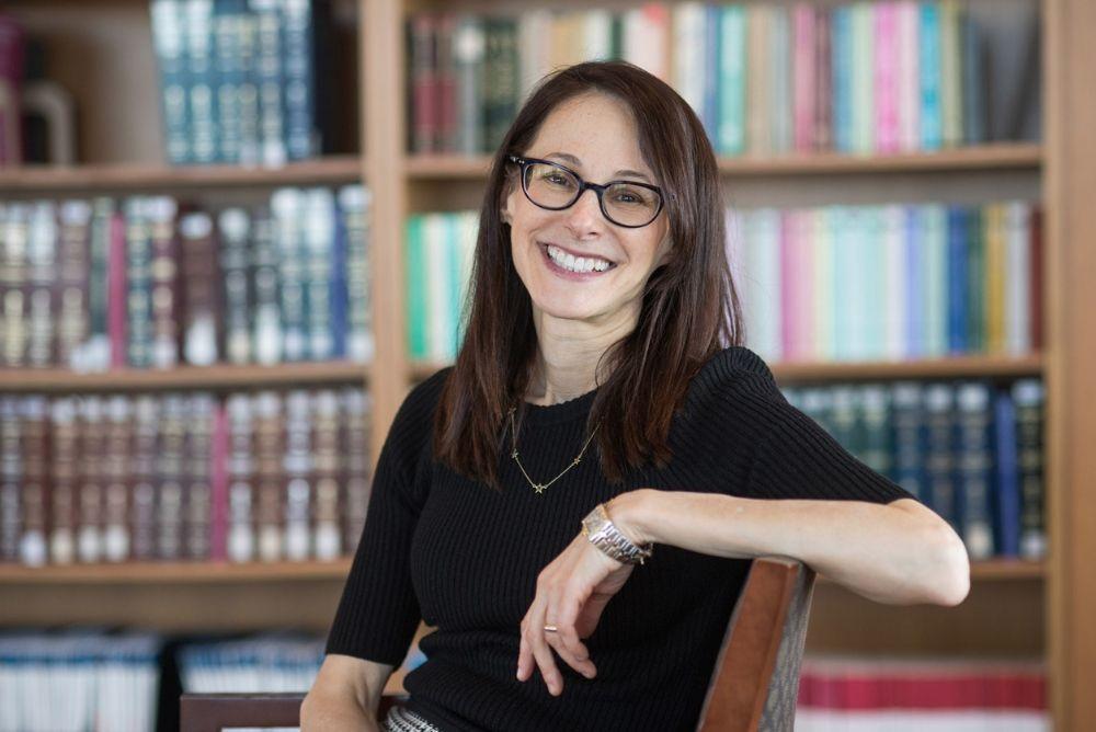 Professor Citron is a 2019 MacArthur Fellow. Photo by Cydney Scott.