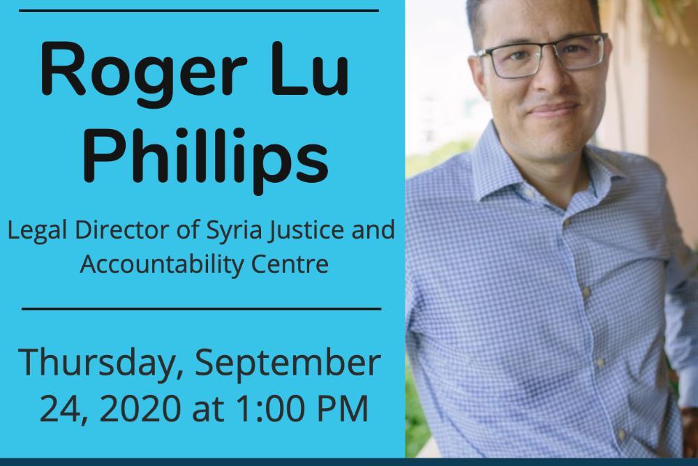 Mr. Roger Lu Phillips
