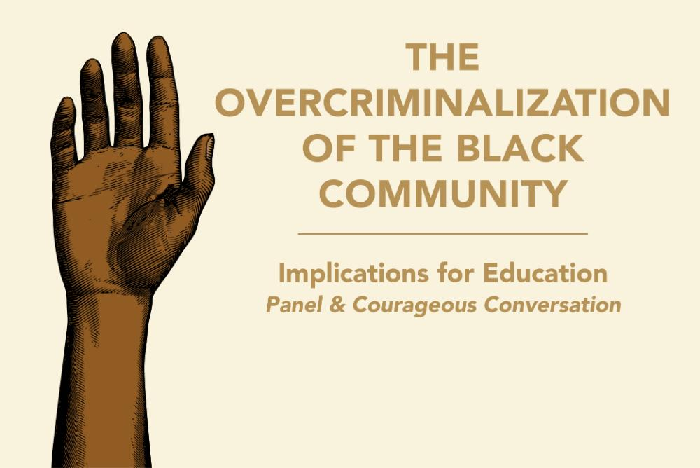 Overcriminalization of the Black Community