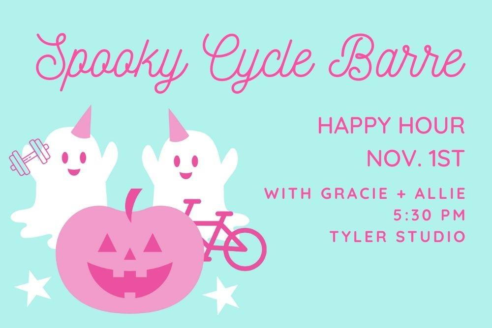 Spooky Cycle Barre