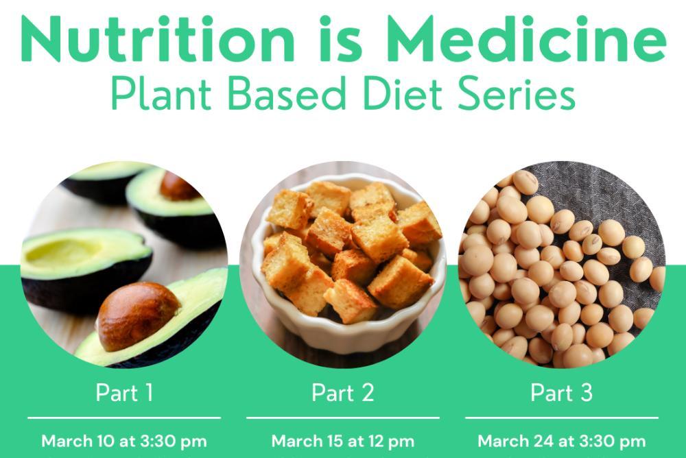 Nutrition is Medicine