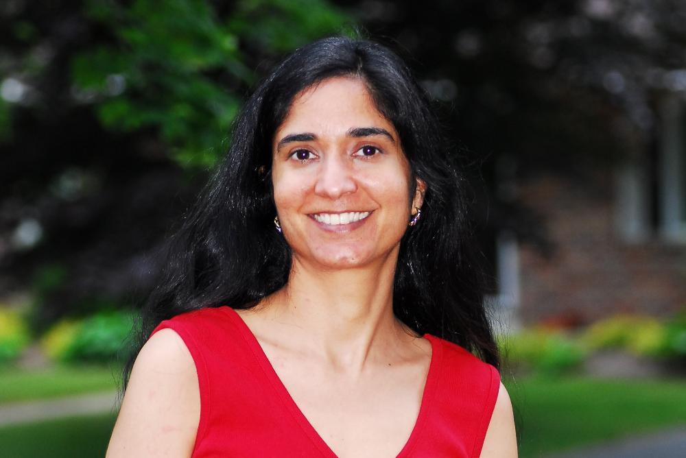 Padma Venkatraman M.A. '94, Ph.D. '01
