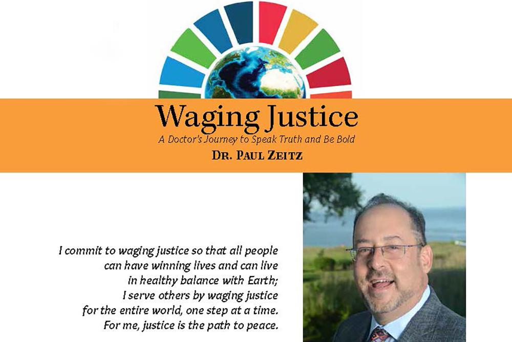 Waging Justice by Paul Zeitz