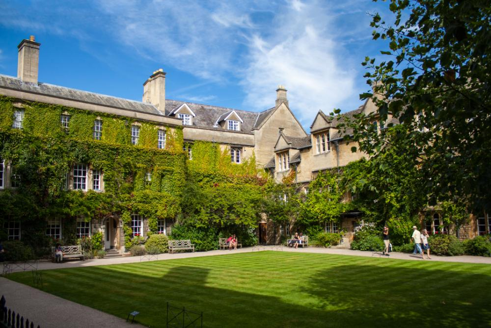 Hertford College, Oxford
