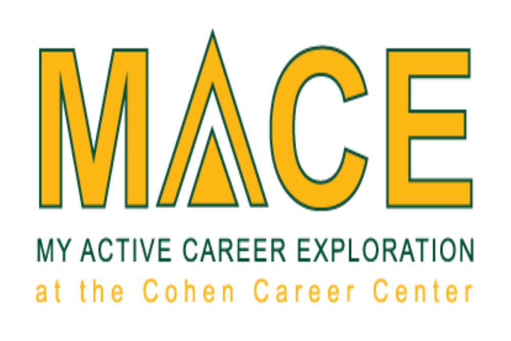 MACE: My Active Career Exploration logo