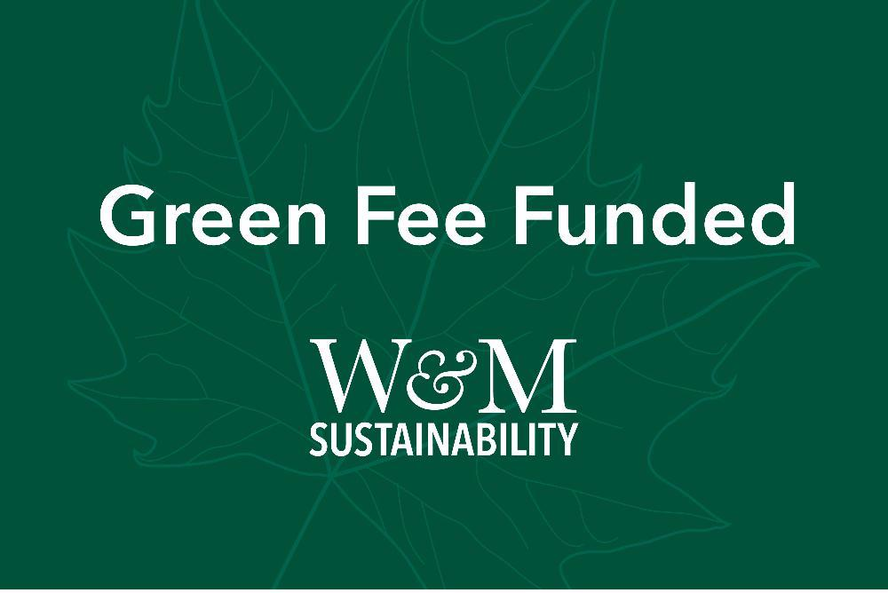 Green Fee Funded